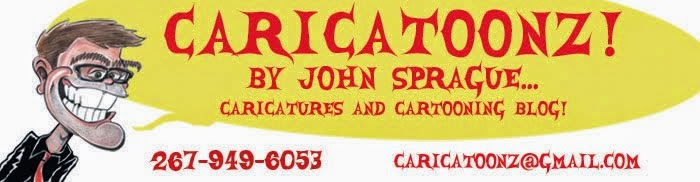CARICATOONZ         by John Sprague!