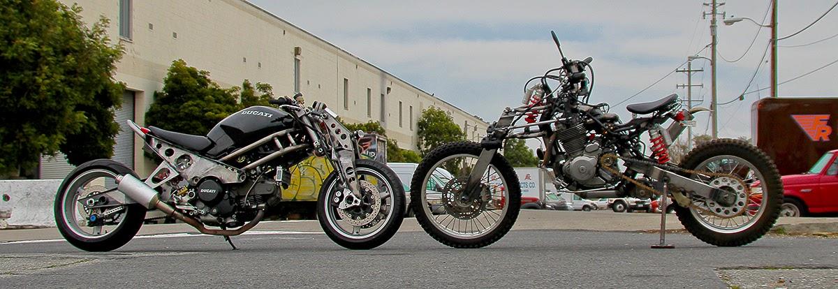 Oddbike Guest Post Alan Lapp S Dirtbag Challenge Dr650