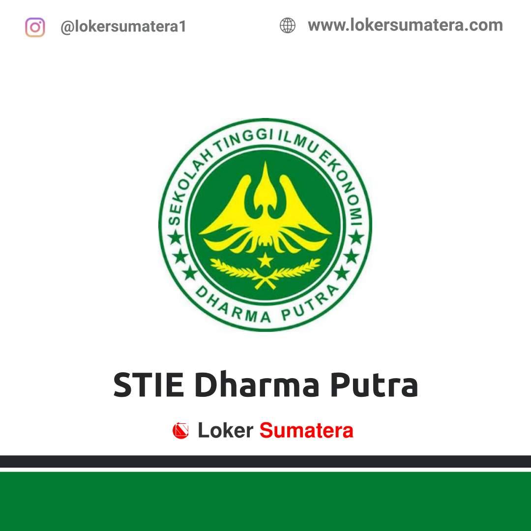 Lowongan Kerja Pekanbaru: STIE Dharma Putra September 2020