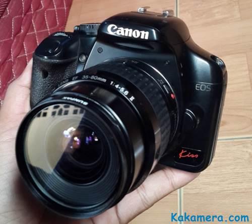 Harga Kamera DSLR Canon/Nikon Dibawah 3 Juta