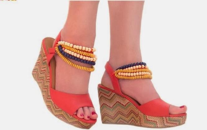 Boncuklarla Ayakkabı Süsleme