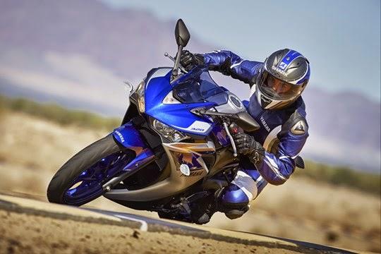 Harga Yamaha YZF-R3 Terkuak