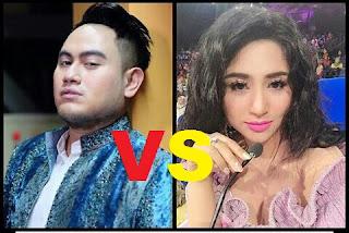 Heboh Video Dewi Perssik dan Nassar Ribut di DA4