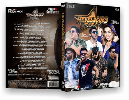 CAPA DVD – REVELAÇOES DO SERTANEJO – ISO