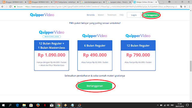 Kode Promo Quipper Video