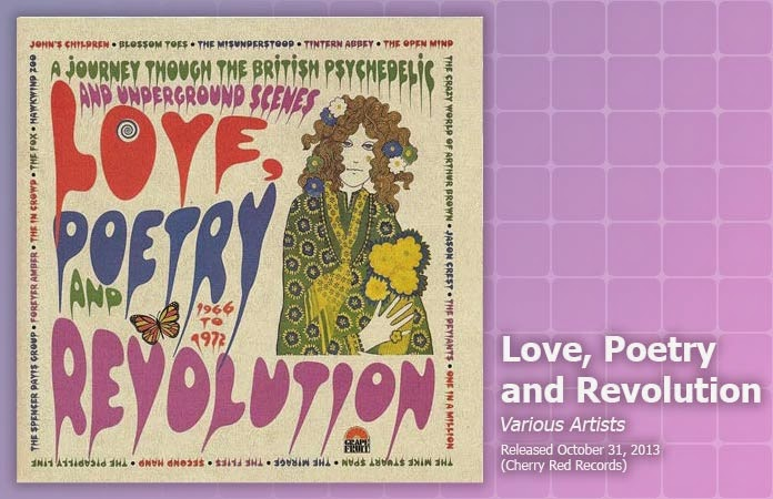 Love Poetry And Revolution A Journey Through The British