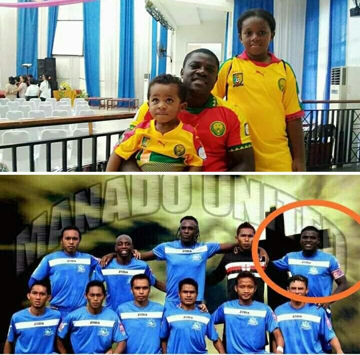 Pemain Asal Kamerun Bakal Berlaga di Turnamen Sepak Bola Ahmading-St Rabiah Cup 2019