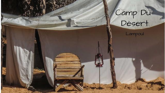 CAMP du DÉSERT