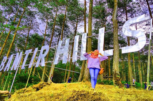 15 Objek Wisata di Semarang Terbaru yang Lagi Hits 2018 Bantir Hills