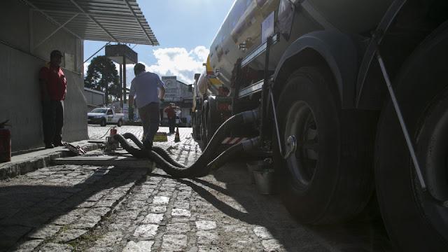 Se diesel subir,caminhoneiros ameaçam parar no dia 21 de maio