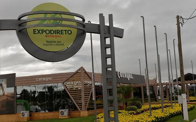 Ernani Polo homenageia os 20 anos da Expodireto Cotrijal
