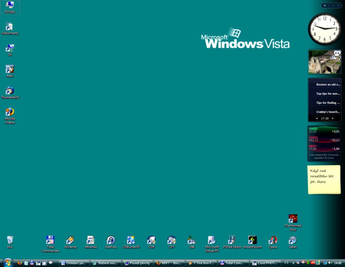 windows vista desktop download