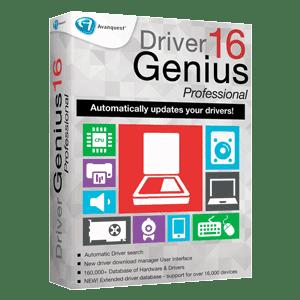 Driver Genius Pro 16