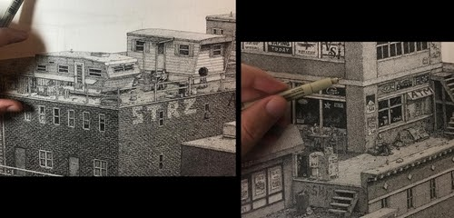 00-Ben-Tolman-Super-Detailed-Pen-Architectural-Drawings-www-designstack-co