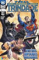 DC Renascimento: Trindade #22