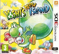 New Yoshi Island, 3DS, Español, Mega, Mediafire