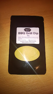 BBQ Grill Dip in der verpackung