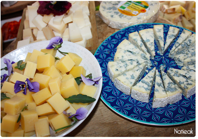 fromages le Fourme d'Ambert bio Bonneterre