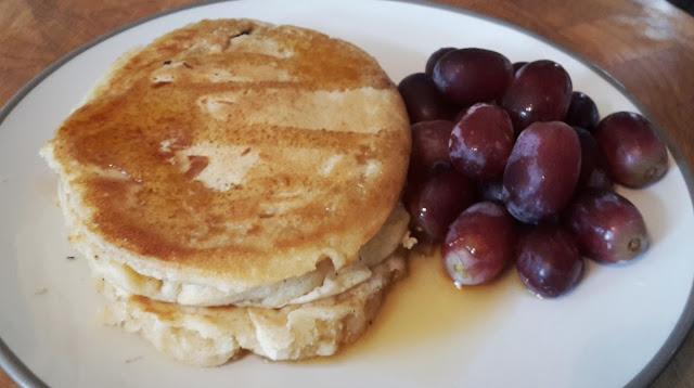 Project 365 2017 day 57 - Vegan pancakes // 76sunflowers