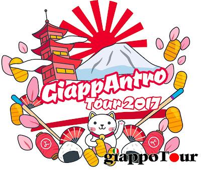 GiappAntro Tour 2017 Giappone