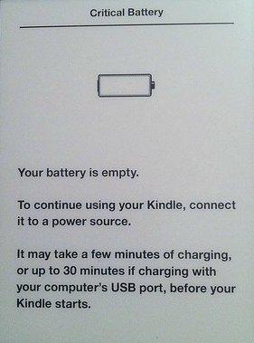 kindle-dx-battery-empty.jpg-讓 Kindle DX 起死回生﹍更換電池(淘寶艱辛紀實)