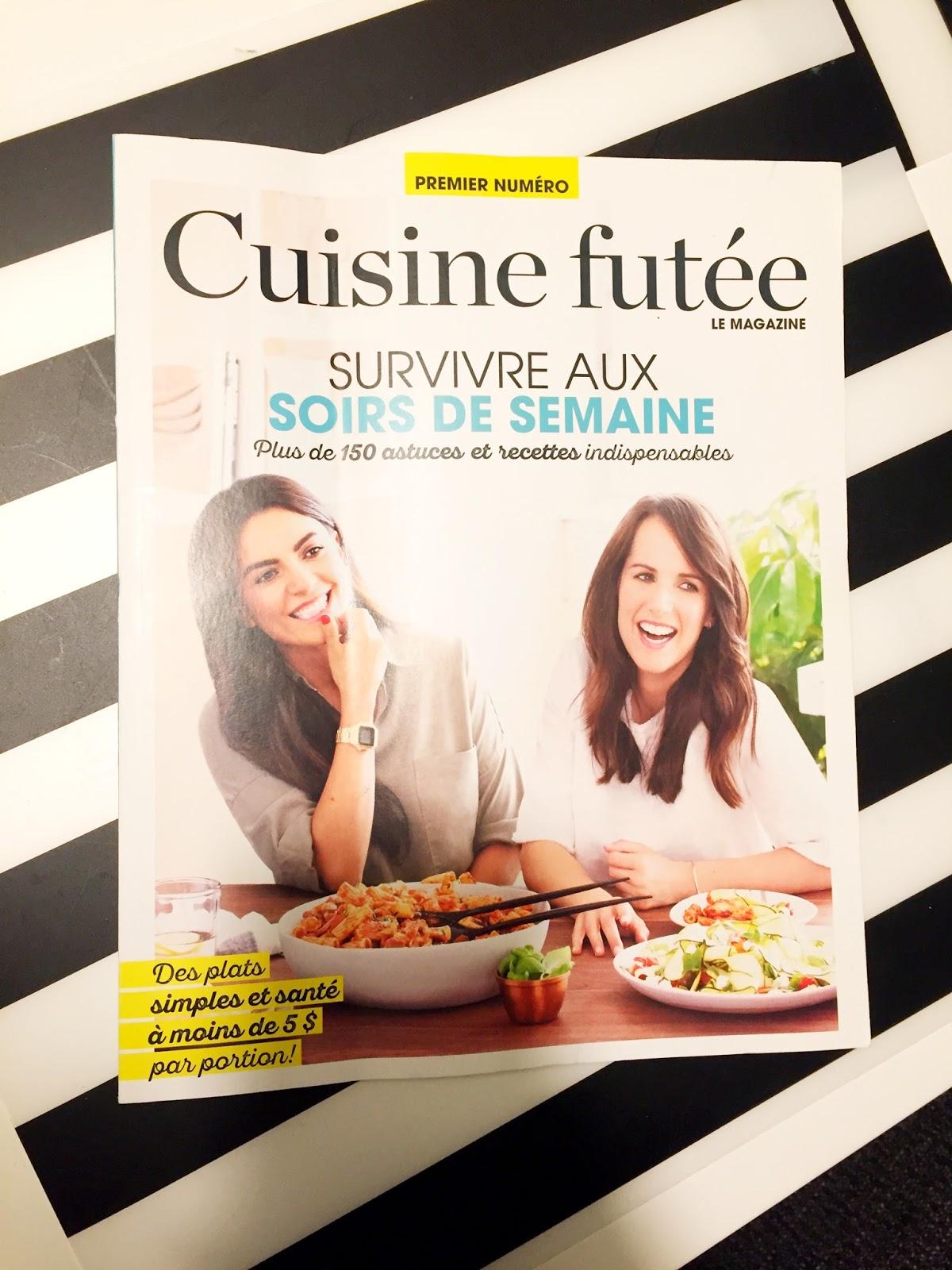 On Aime Tout Du Nouveau Magazine Cuisine Futee Nana Toulouse