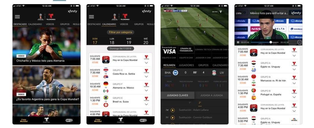 Cara Streaming Piala Dunia FIFA 2018 Di iPhone Atau iPad
