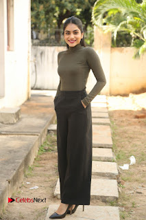 Tollywood Actress Punarnavi Bhupalam Latest Po Gallery in Black Trouser Pant at Pittagoda Movie Interview  0164.JPG