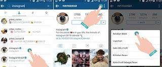Cara Unblock Orang Di Instagram Paling Mudah