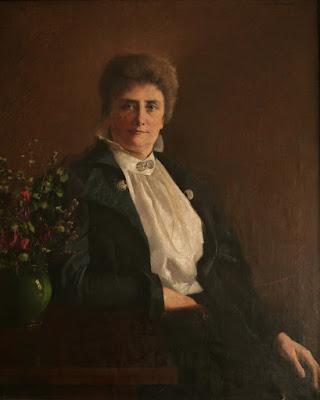 Gina Krog (before 1916), Asta Norregaard