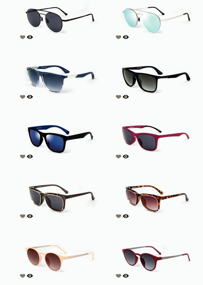 Blog de multiopticas sanz dos gafas de sol de la for Gafas de piscina graduadas