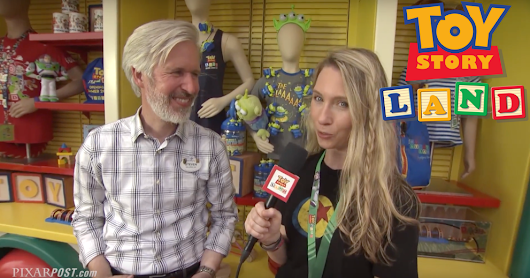 Toy Story Land Merchandise Allows Guests to Relive the Magic and Memories of Their Disney Vacation — Watch Our Interview with Disney Parks Communications Merchandise Manager, Steven Miller
