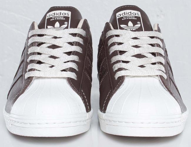 pas cher pour réduction e4e23 4776e L'actu des Sneakers: Adidas Superstar 80s – Mustang Brown