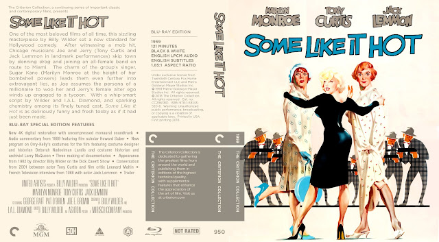 Some Like It Hot (1959) Bluray