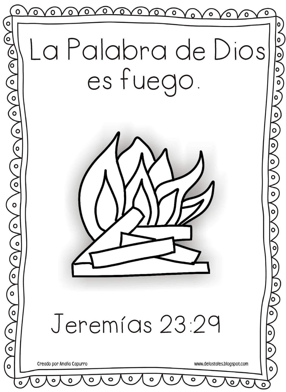 Blog Católico Navideño ®: RECURSOS ESCOLARES: LA PALABRA DE DIOS ES...