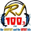 RJ100.3 FM - Adult contemporary station