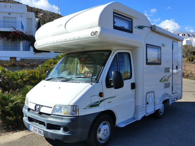 """reviewing our first motorhome - """"homer"""" - autocruise starfire 4"""