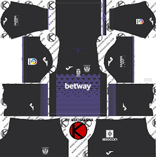 CD Leganes 2018/19 Kit - Dream League Soccer Kits