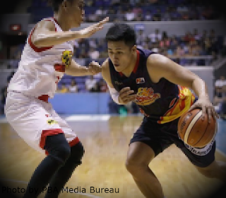 ROS Elasto-Painters Painted Shoots Star Hot Shots Down as they Suffer first Loss