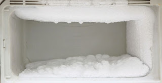 bunga es pada evaporator
