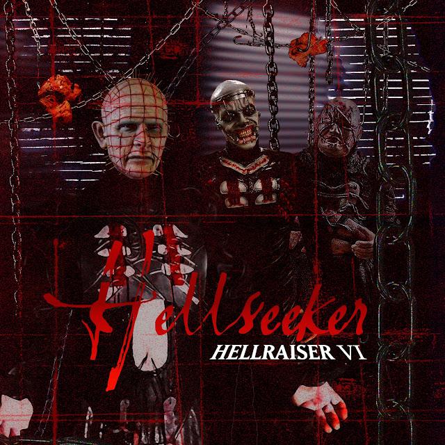 Hellraiser: Hellseeker Bluray Label