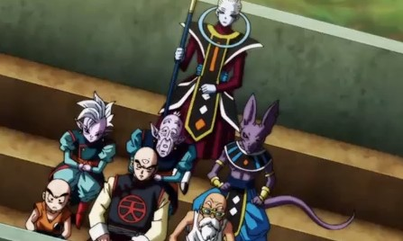 Dragon Ball Super – Episódio 116