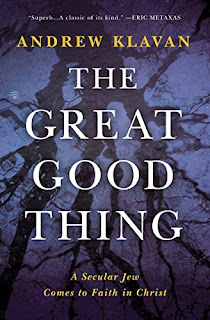 book cover The Great Good Thing by Andrew Klavan