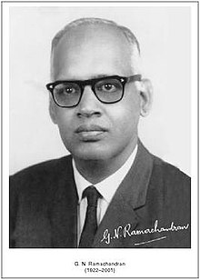G. N. Ramachandran Full Biography and Facts about life.