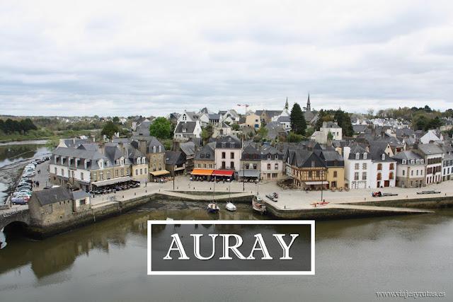 Lo mejor de Bretaña: Auray y los alineamientos de Carnac