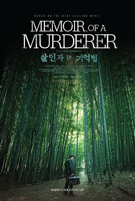 Sinopsis Memoir of a Murderer (2017) - Film Korea