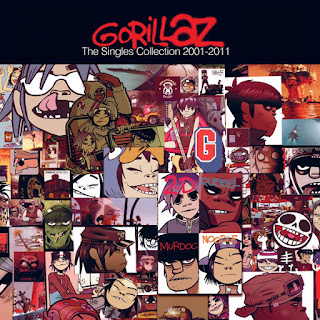 Gorillaz - The Singles Collection (2001-2011) - Album (2014) [iTunes Plus AAC M4A]