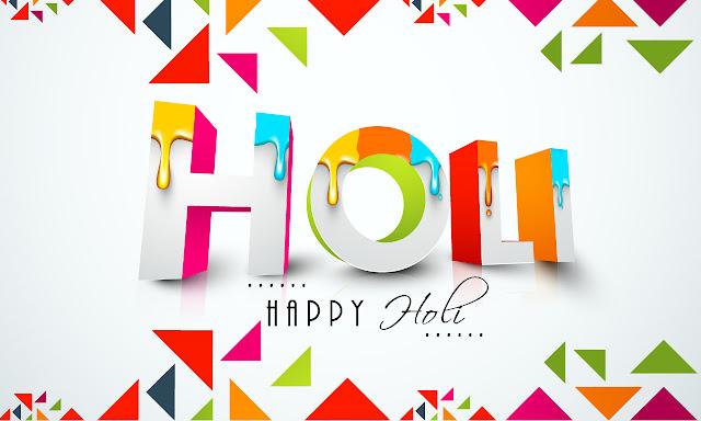 Wallpaper Of Happy Holi 2018