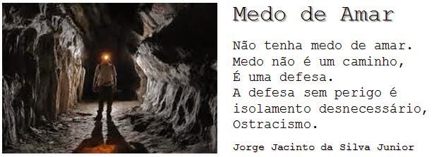 Poemas Do Jorge Jacinto Da Silva Junior: 24/05/15