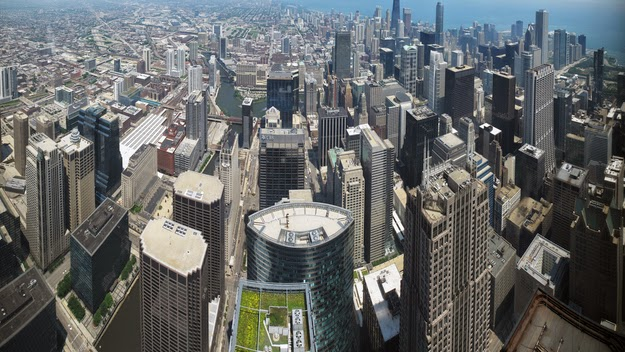 11. Willis Tower - Chicago, Illinois, United States - 12 Breathtaking Views From The World's Coolest Towers
